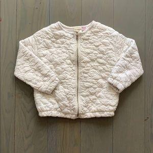 Zara zip up size 3T